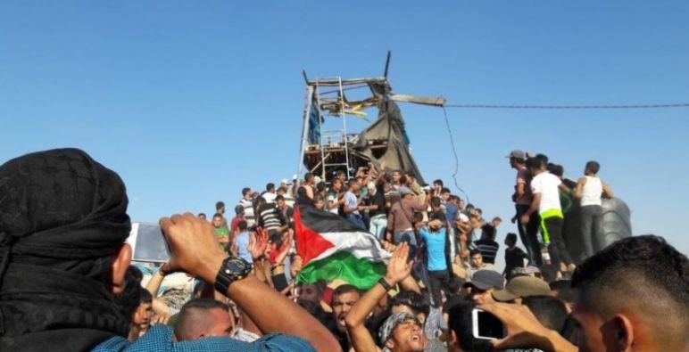 4 شهداء فلسطينيين بقصف لقوات الاحتلال على غزة