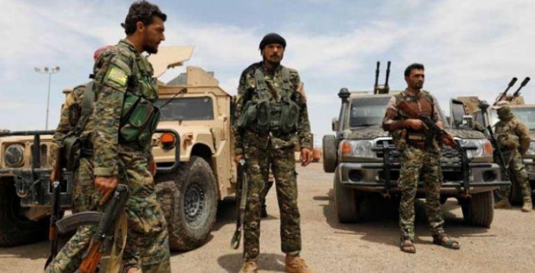 """التحالف الدولي يقتل عناصر من مليشيا """"قسد"""" بالخطأ"""