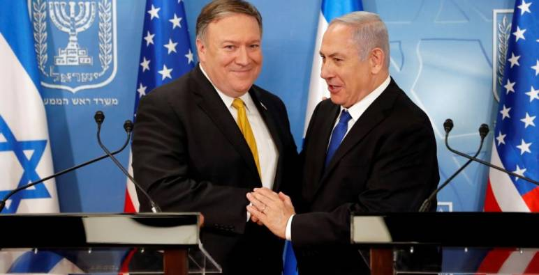 """نتنياهو يدعو المجتمع الدولي للاعتراف بسيادة """"إسرائيل"""" على الجولان"""