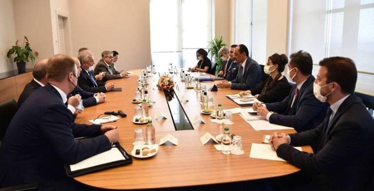 مباحثات روسية تركية حول المستجدات السورية واتفاق إدلب
