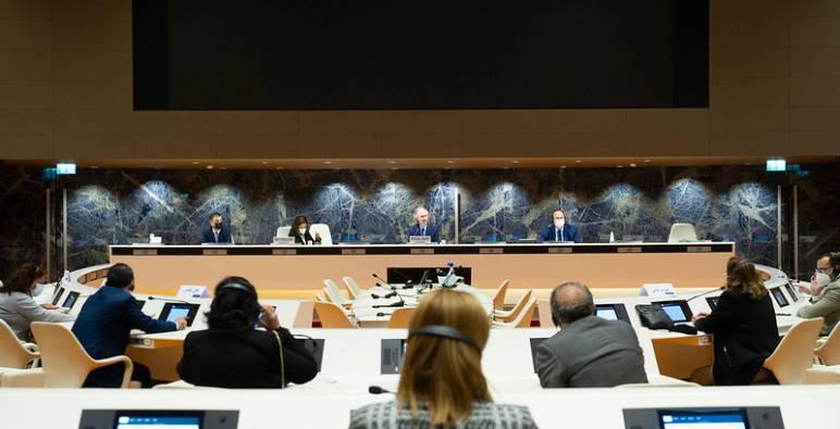 """اجتماعات اللجنة الدستورية في جنيف تنتهي """"دون إحراز أي تقدم"""""""