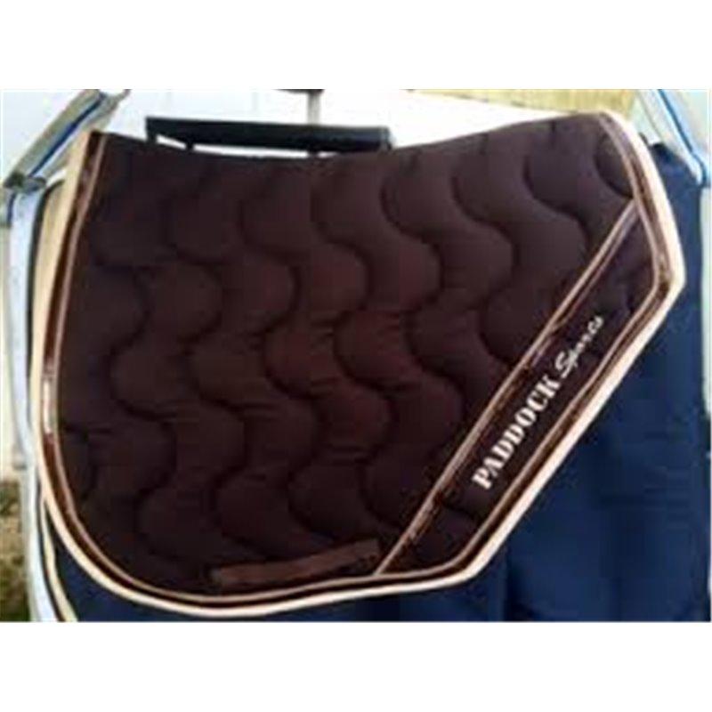 tapis luxe sport chocolat paddock sport