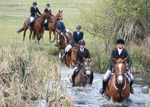 Rand Hunt opening meet