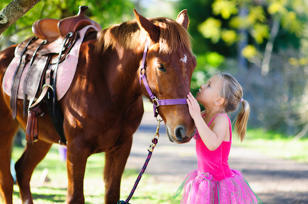 Does your pony love you?