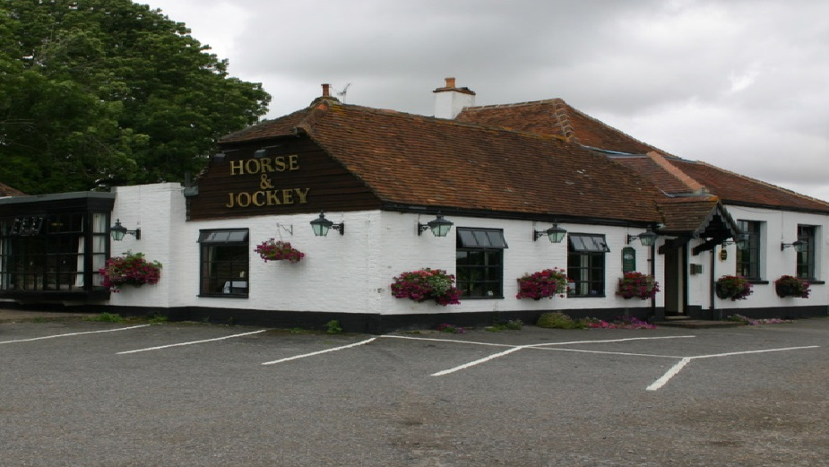 Horse and Jockey Pub - Front