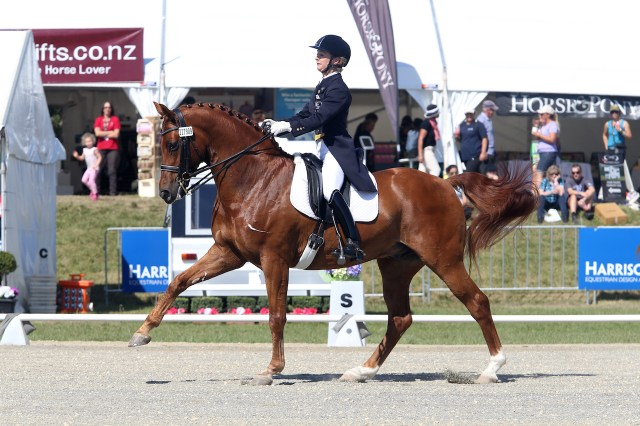HOY-220315-FEI Grand Prix Freestlyle-223 Julie Brougham & Vom Feinsten copy