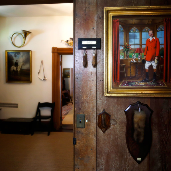 The Equestrian Décor Of Harvey Ladew Horse & Style Magazine
