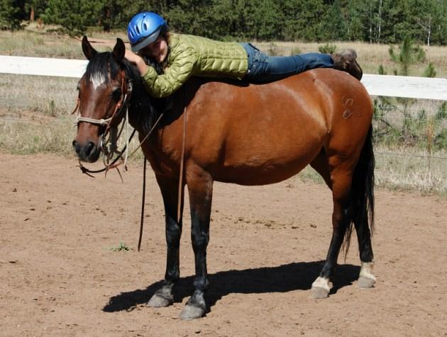 Horseback Plank Pose
