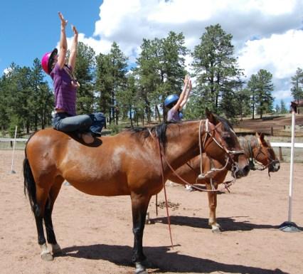 Horseback Meditation