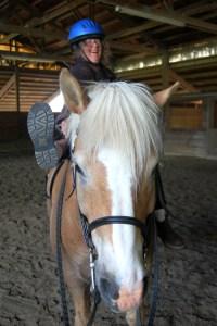 Horseback-Janu-Sirsasana