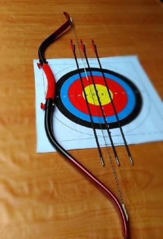 Jenis Panahan : jenis, panahan, Jenis, Panahan, Horsebow, Archery
