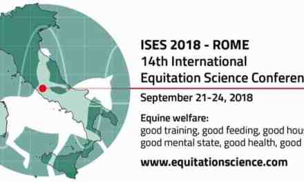 21.-24. september: 14th International Equitation Science Conference, Rom