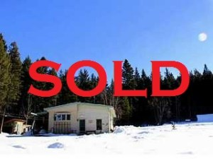 3036 Junction Road, 150 Mile House. Listing price: $179,000