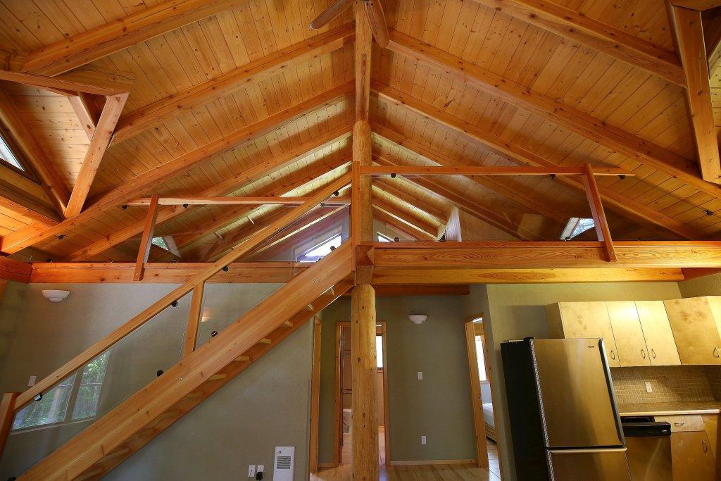 Post Beam & Home Near Horsefly Lake - 6394 Rodman Road, Horsefly, BC