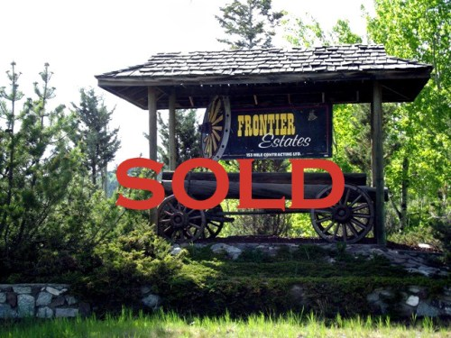 Frontier Estates - Gold Digger Drive, 150 Mile House, BC