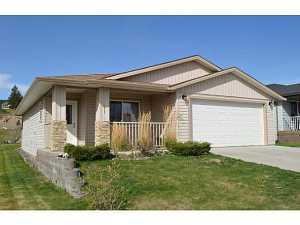 Westridge Home in Williams Lake, BC - #111 - 375 Mandarino Place, Williams Lake