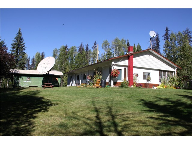 2.4 acres with House near Horsefly River - Exceptional Value! 6587 Black Creek Road, Horsefly, BC