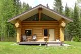 Cabin, Kanada, BC, zu verkaufen