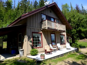 Large Lakefront Acreage with Cabins on Quesnel Lake - 5021 Horsefly-Quesnel Lake Road, Horsefly BC