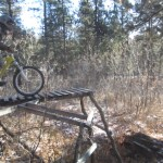 Log Chutes Downhill Mountain Bike Trail approval or denial could set precedent