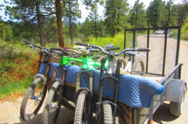 Looking for some extra riding partners to visit bike parks at Winter Park Resort (Trestle), Angel Fire and to shuttle Middle Mountain Trail.