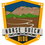 Horse Gulch Blog logo design by Austin Hatala: a creative design process worth experiencing