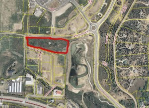 3 acres that So Ute Growth Fund wants