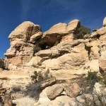 Racist epithets chiseled into beautiful arch near Aztec, New Mexico