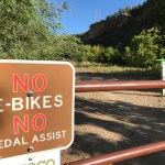 Public comments, joint board meeting, for & against allowing e-bikes on dirt trails
