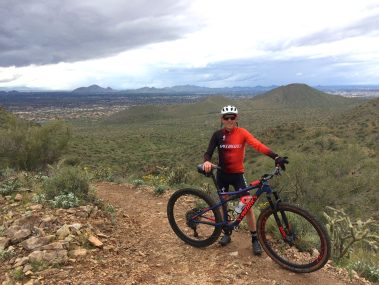 Ned Overend voiced support for allowing class 1 e-bikes on Durango's existing natural surface trails.