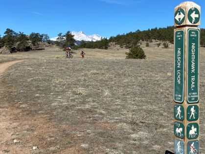 Petition seeks pilot study for class 1 e-mountain bikes on foothills trails