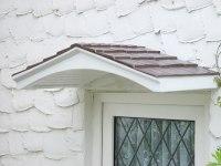woodworking simple design: Detail Door canopy plans