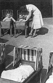 Barnevogne i solen.jpg