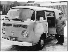 Mælkemand Villy Andersen, 1979