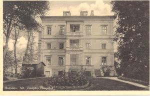 Sct. Josephs Hospital, Borgmesterbakken 13 B12390