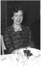 Karen Ballisager i 1962