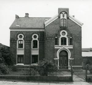 Synagogen i Farvergade