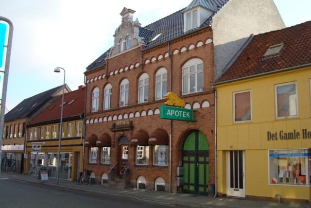 Løve Apoteket, Smedegade