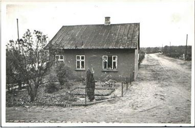 Nørrestrandsgade 60 Foto ca 1943 Margit Gade.jpg