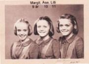 Margit, Åse og Lilli