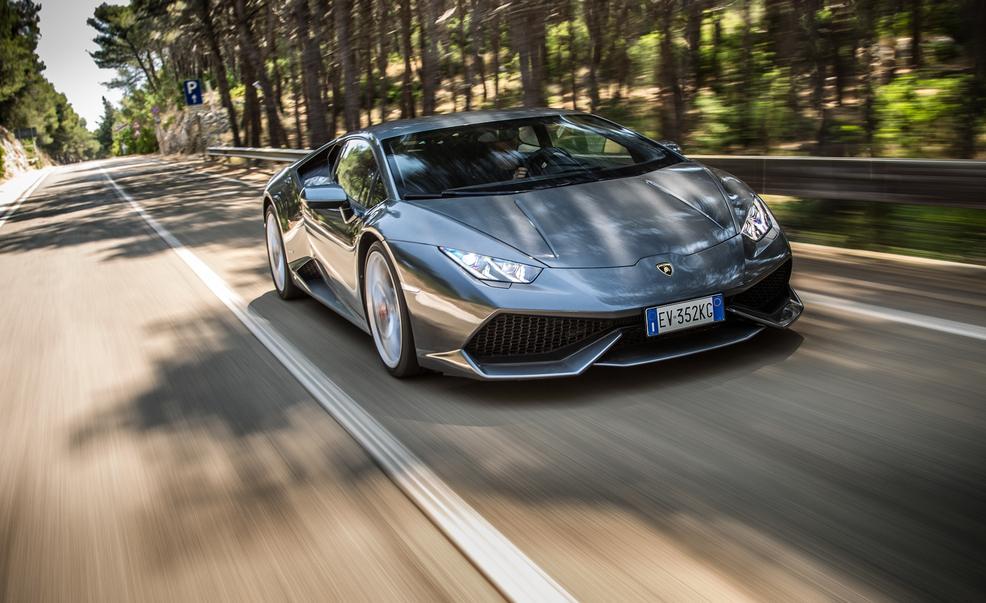 2015 Lamborghini Huracan Lp610 4 Photo 620023 S