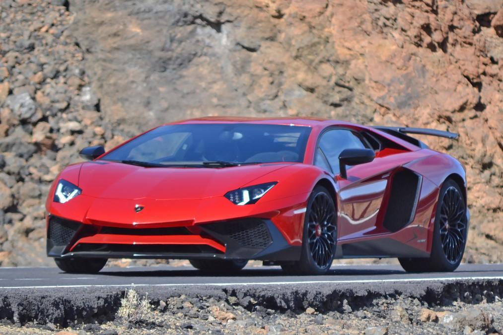 ... Lamborghini Aventador Sv 4 ...
