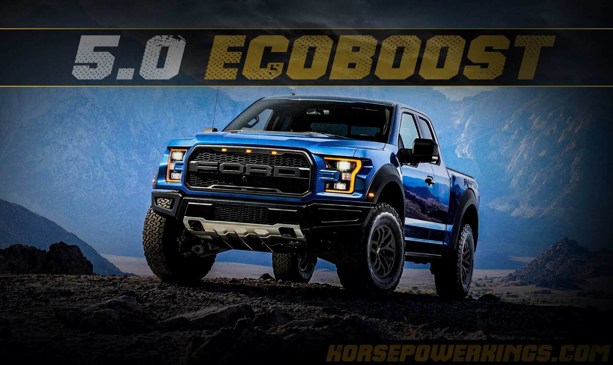 Update Twin Turbo V8 In The New Raptor The F 150 Raptor Will