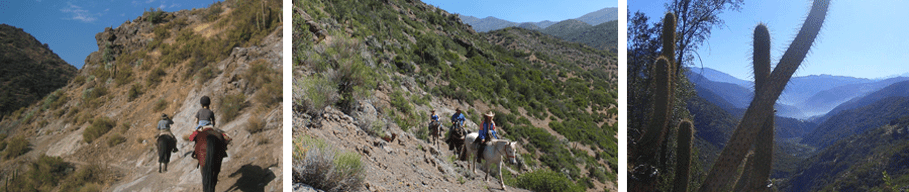 Santiago Chile things to do: one day tour - Santiago day trips rides