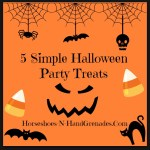 5 Simple Halloween Party Treats