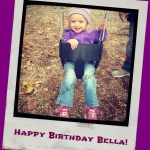 Bella's 2nd Birthday & Changing Perspectives