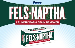 Fels Naptha Logo