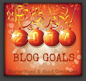 2014 Blog Goals Cover