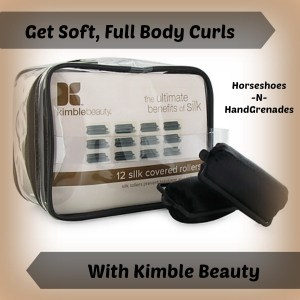 How To Get Soft, Full Body Curls With Kimble Beauty