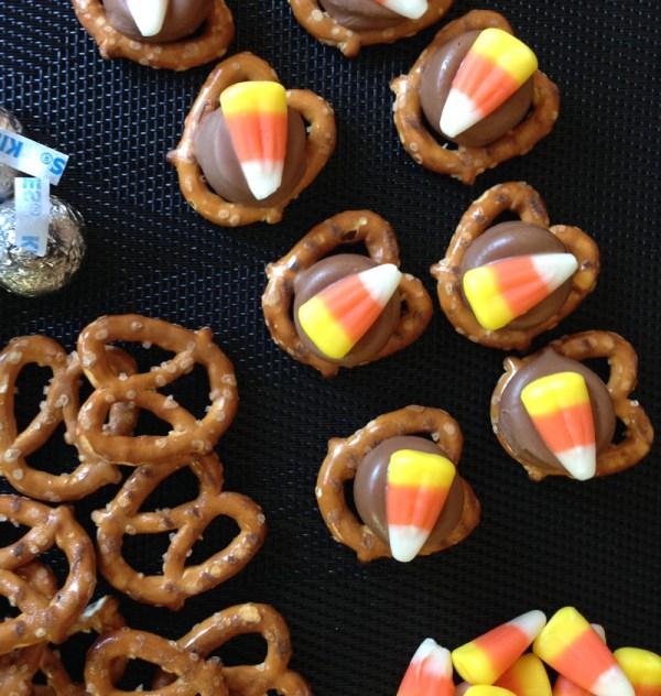 pretzel-bites